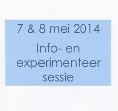7 & 8 mei 2014 blauw II