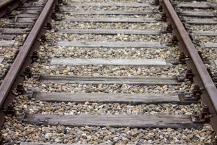 spoorweg dwarligger en rail