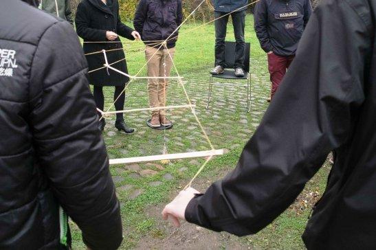 elastieken met verbinding I